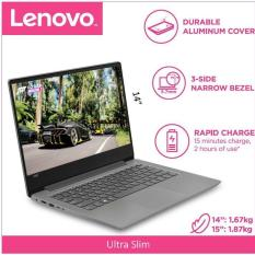 Lenovo IdeaPad 330S(Thin&Light)14.0 HD PLATINUM GREY I7-8550U 1 Year Local Warranty