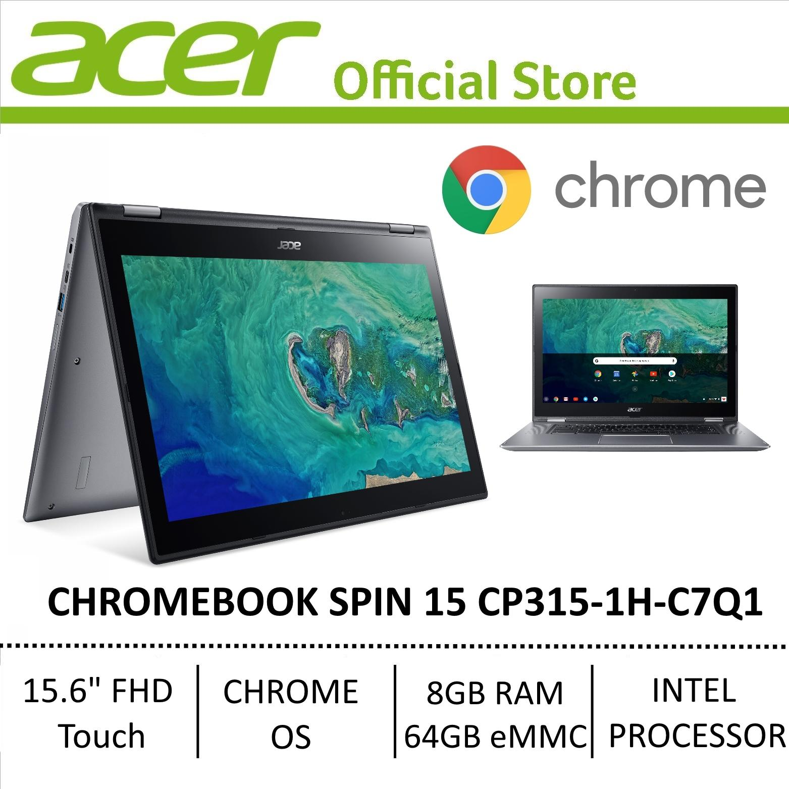 Acer Chromebook SPIN 15 CP315-1H-C7Q1