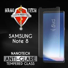 Nanotech Samsung Galaxy Note 8 Matte Anti-Glare Curved Tempered Glass Screen Protector