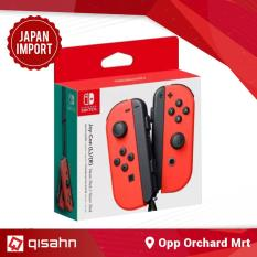 (Switch) Joy-Con Controllers (Neon Red)