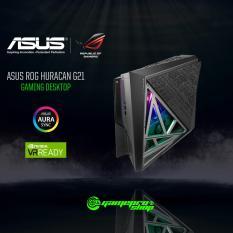 8th Gen ASUS ROG Huracan G21CN – SG004T (I7-8700/ 32GB 2TB+256GB SSD GTX1080) *COMEX PROMO*