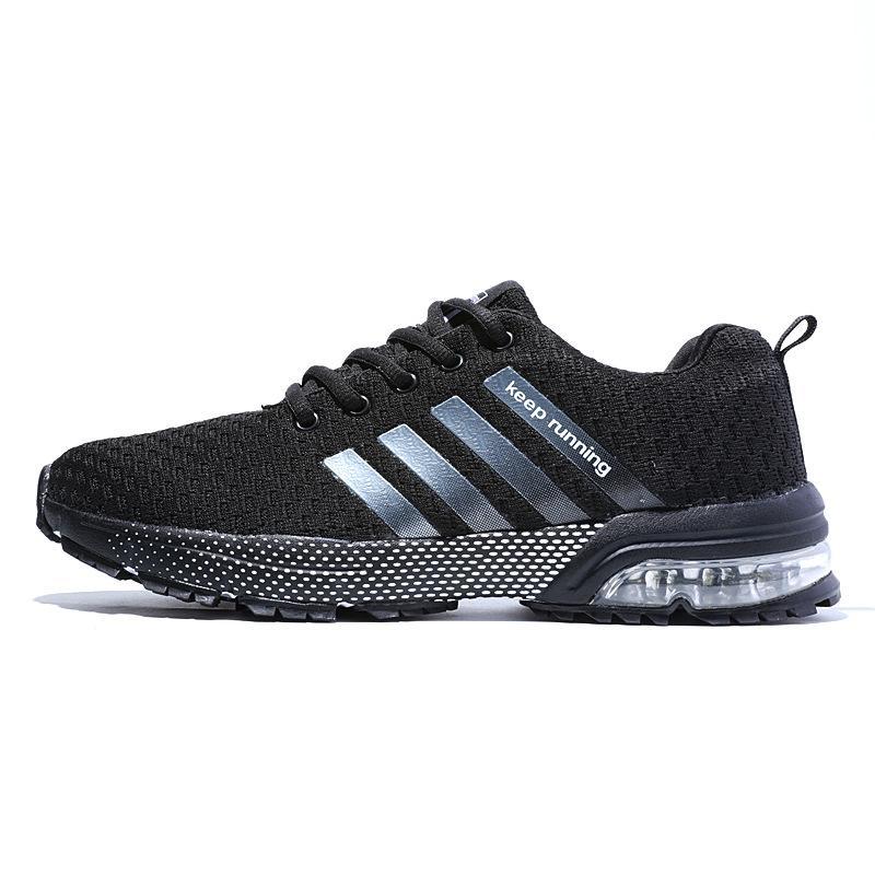 Giày nam thể thao chính hãng thoáng khí êm chân