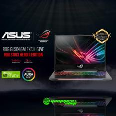 "8th Gen ASUS ROG Strix Hero II GL504GM – ES057T EXCLUSIVE ( I7-8750H / 8GB / 128GB SSD + 1TB HDD / GTX 1060 ) 15.6"" WITH 144Hz GAMING LAPTOP *THE TECH SHOW PROMO*"
