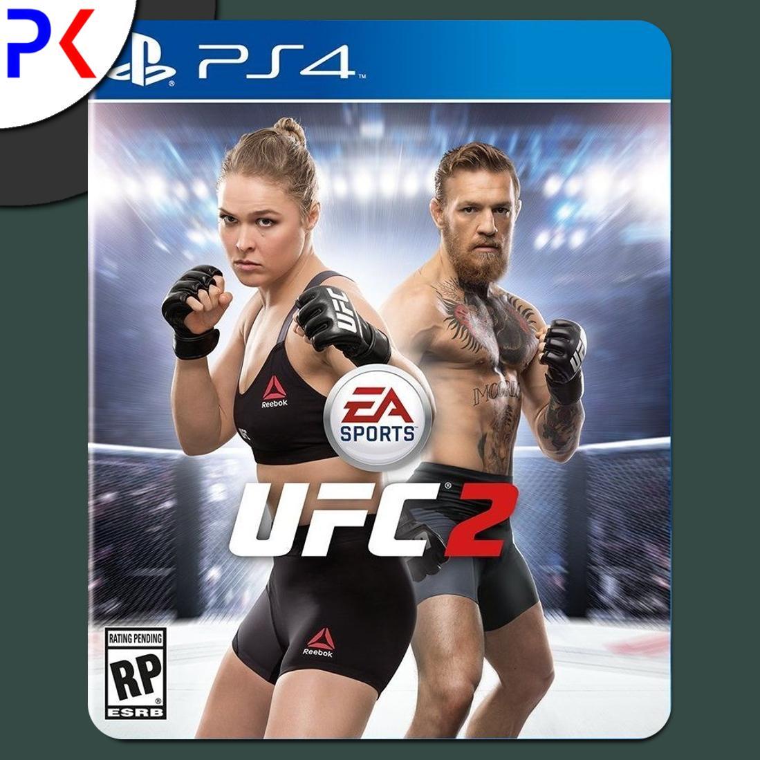 PS4 EA Sports UFC 2 (R3)