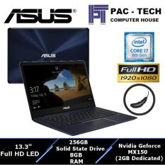 Asus UX331UN-EG037T/i7-8th Gen/8GB RAM/256GB SSD/MX150 Graphics/13.3″ FHD Display