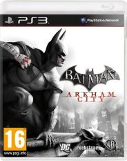 PS3 Batman Arkham City-EUR