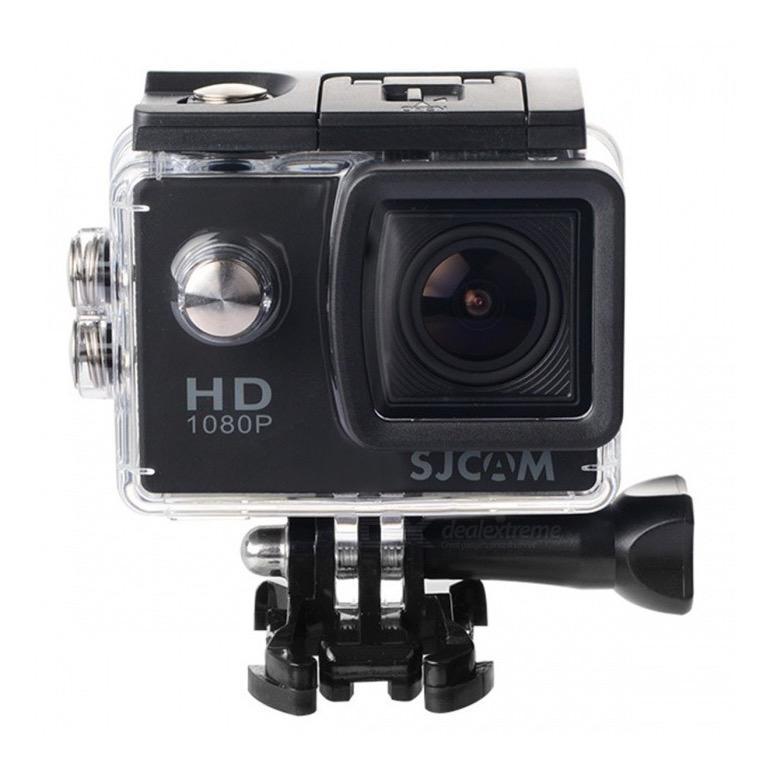 Action Camera SJ 4000 | Original | Waterproof Housing | Black colour