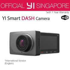 YI Smart Dash Camera (Grey)