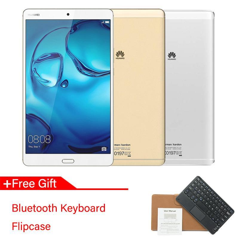 Huawei MediaPad M3 BTV-W09 8.4 inch 4G+32G/64G/128G WIFI Version With Keyboard