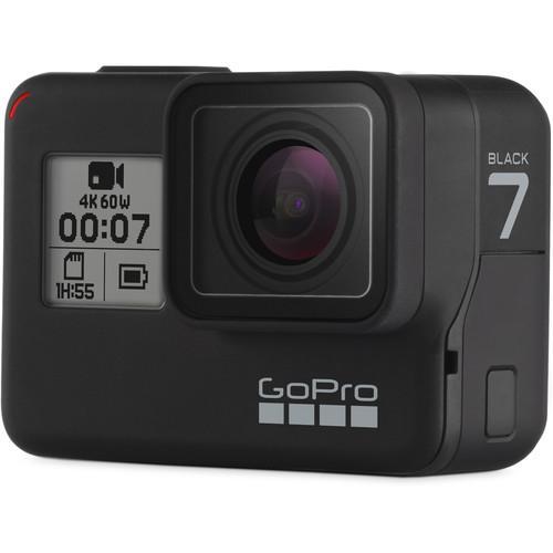GoPro Hero 7 HERO7 4k Action Camera (Black) with LOCAL WARRANTY