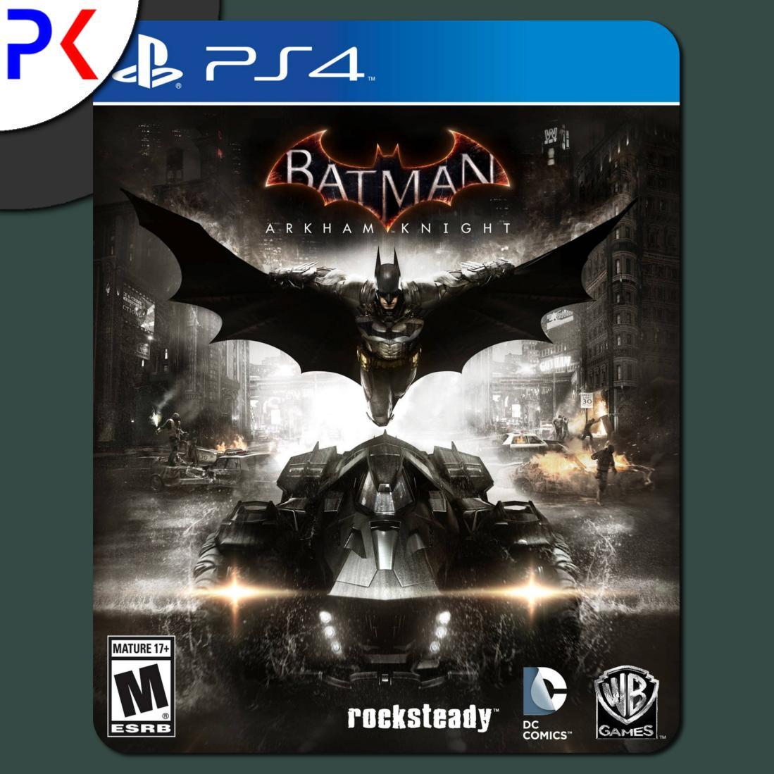 PS4 Batman Arkham Knight (R2)