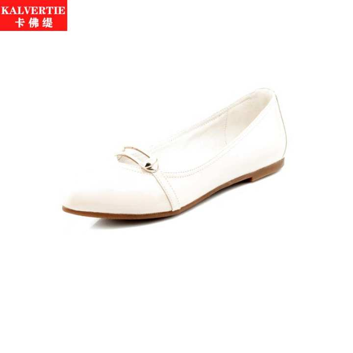 Gentlemen/Ladies:Rome Style Style Style Leisure Metal Foot Covering Pointed Women's Shoes Moccosins : Modern And Elegant 1b26f2