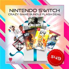 Nintendo Switch Crazy Game Bundle Loot Box