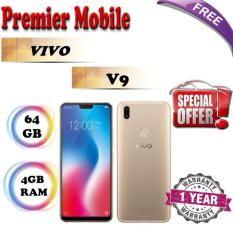 Vivo V9 64GB + 4GB RAM (Local)
