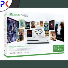 Xbox One S 500GB (ASIA) Starter Bundle