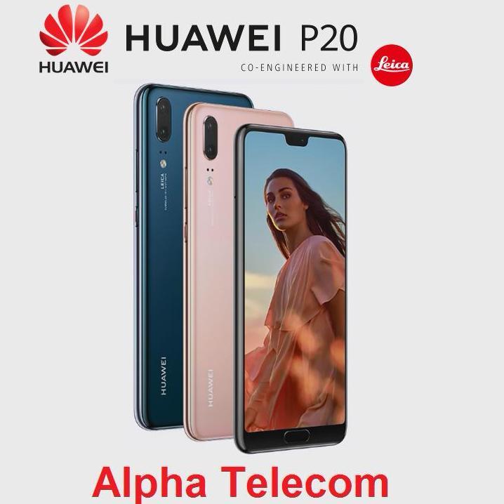 HUAWEI P20 (4GB/128GB) – (SINGAPORE WARRANTY)