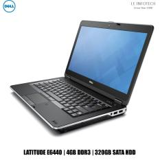 Dell Latitude E6440 14.1in Laptop i5-4300M#2.6Ghz 4GB DDR3 320GB HDD Win 10 Pro HDMI One Month Warranty Used