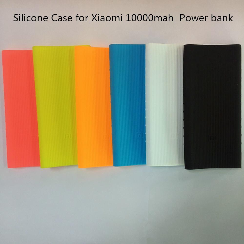 Xiaomi Powerbank Silicone Casing PLM09ZM 10000mAh Dual Port