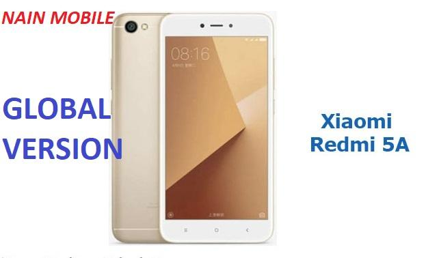 (ORIGINAL) Xiaomi Redmi 5A DUAL SIM (GLOBAL VERSION) EXPORT