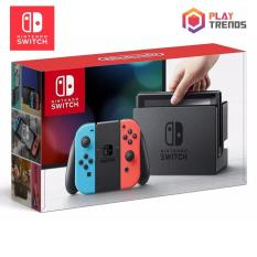 Nintendo Switch Console (Neon/Gray) – 1 Year Local Warranty