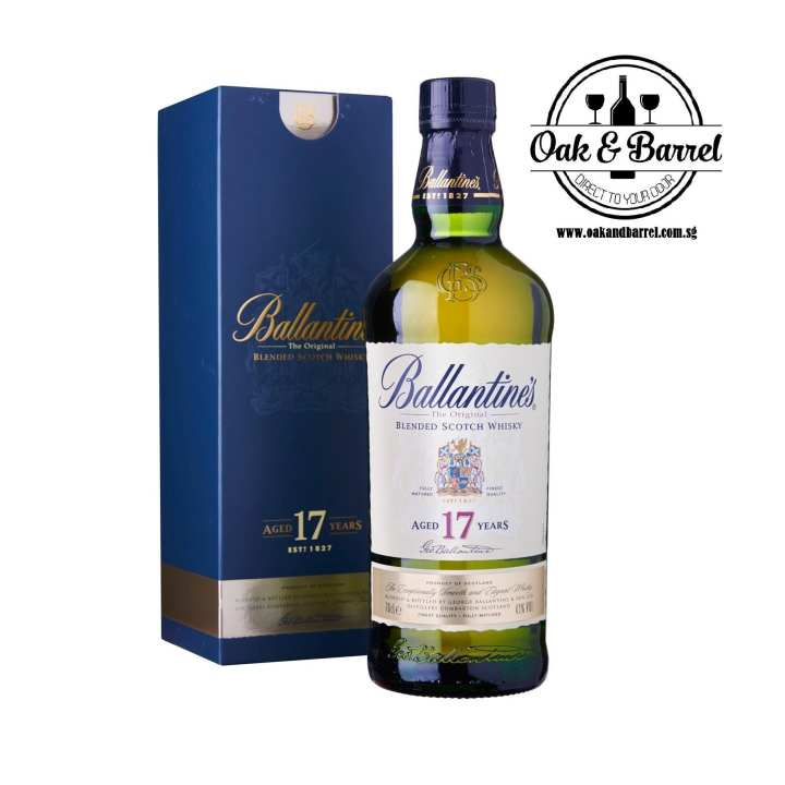 Ballantine's 17 Year Old Whisky