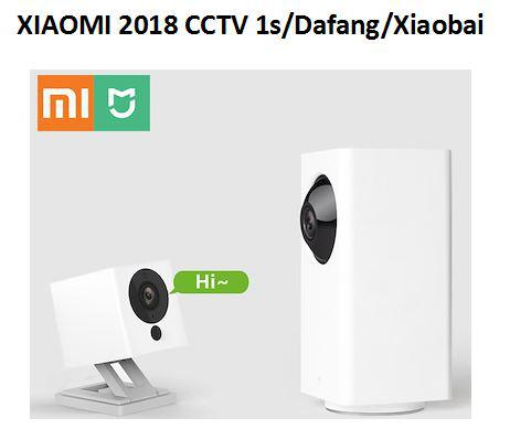 Xiaomi Mijia Dafang Smart Camera 110 Degree 1080p FHD Intelligent Security WIFI Cam Night Vision For Mi Home App
