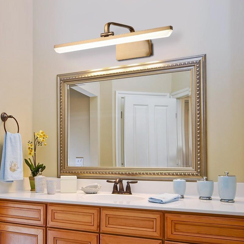 11w Led Wall Light Coolwhite Bathroom