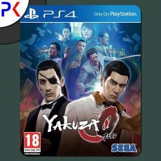 PS4 Yakuza 0 (R1)