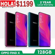 OPPO FIND X 128GB (2 YEARS WARRNTY)