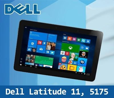 Refurbished Dell Latitude 11 5175 / 10.8 inch Laptop / Intel Core M Processor / 8GB RAM / 256GB SSD / Window 8 / One Month Warranty