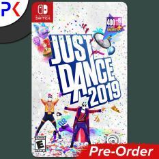 [Pre-Order] Nintendo Switch Just Dance 2019 (Ships Earliest 23 October)
