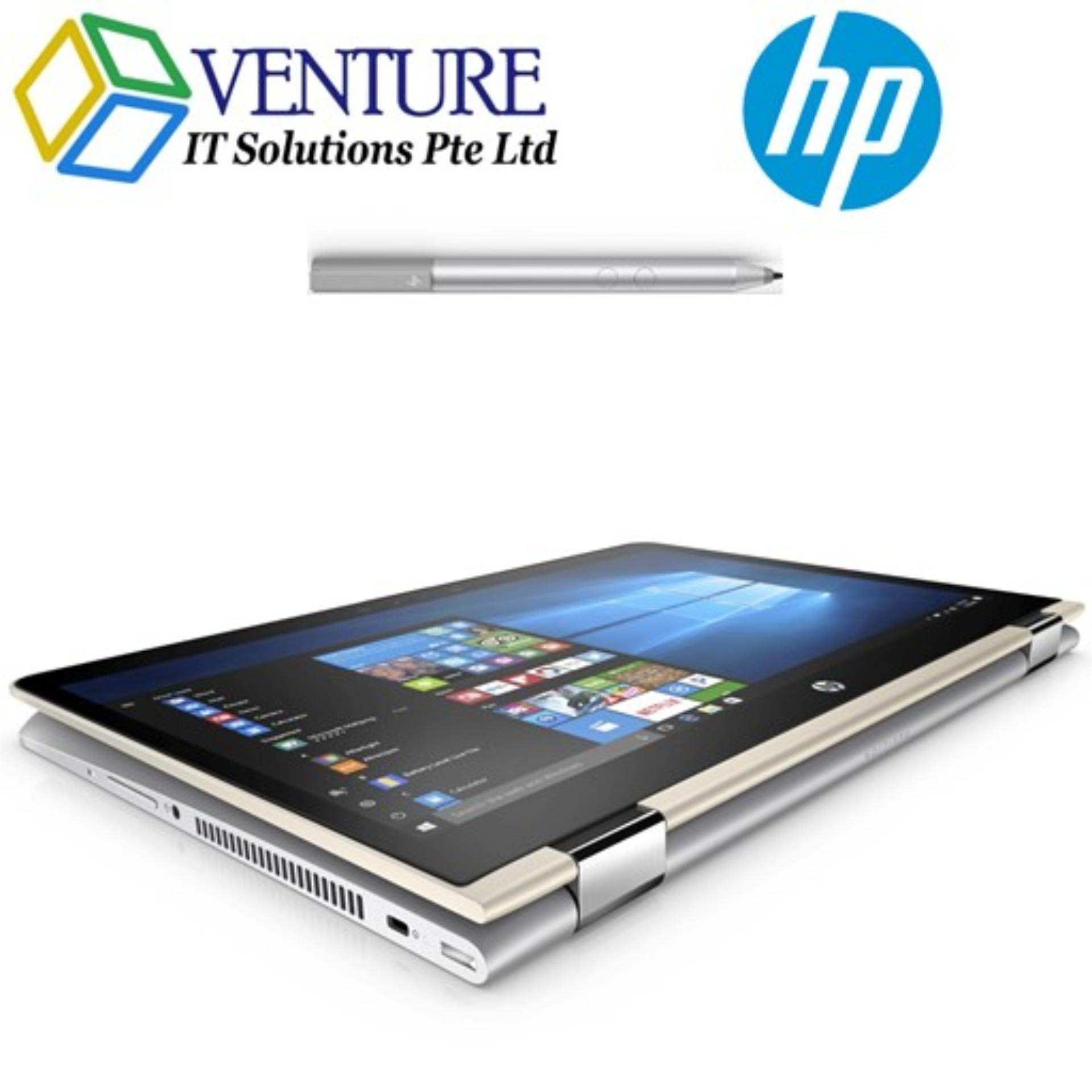 [NEW 8TH GEN] HP PAVILION x360 CONVERTIBLE 14 BA108TX I5-8250U 8GB 128SSD+1TB NVIDIA-940MX-2GB 14.0″FHD-IPS WIN10