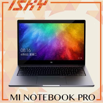 Xiaomi Mi Notebook Pro 15.6″ i5 8th 8GB RAM + 256GB ROM Gray (Export)