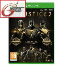 XBOX ONE Injustice 2: Legendary Edition – Day One Edition (Steel Case) (English)