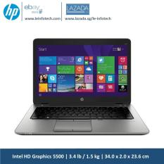 "HP Elitebook 840 G1 14"" Core i5-4300U@1.9Ghz 4th Gen 4GB RAM 320GB HDD Win 10 Pro Bluetooth Webcam Used"
