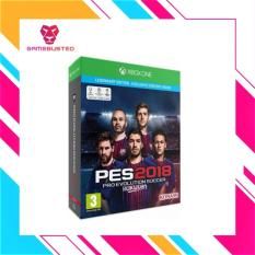 XB1 PRO EVOLUTION SOCCER 2018 LEGENDARY EDITION (PAL)
