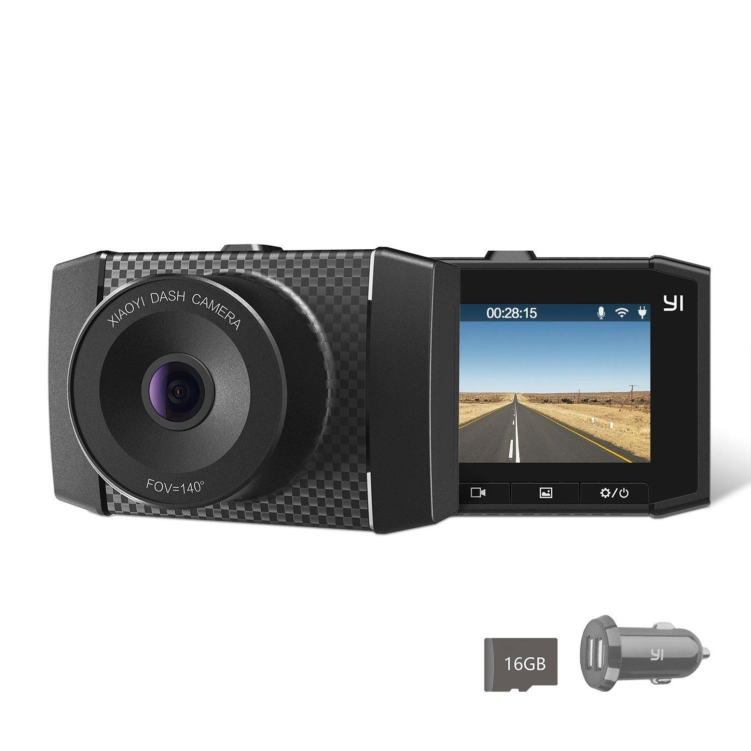 YI Ultra Dash Camera
