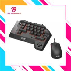 HORI TACTICAL ASSAULT COMMANDER KEY PAD TYPE K1 (PS4-069) PS4/PS3/PC