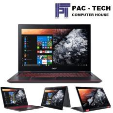 Acer Nitro 5 Spin 2-In-1 Gaming Laptop/i5-8250U/1TB HDD + 256GB SSD/16GB RAM/GTX1050/2 Years Warranty