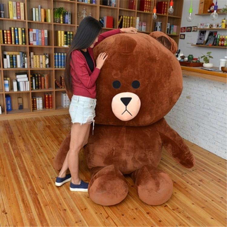 Gấu bông nhân vật hoạt hình đáng yêu, thích hợp làm quà tặng sinh nhật
