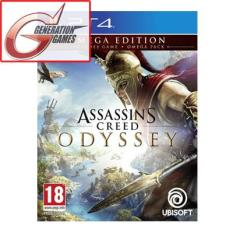 PS4 Assassin's Creed / Assassins Creed Odyssey Omega Edition + The Blind King Mission DLC (R3 English/Chinese)