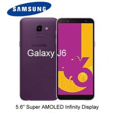 Samsung Galaxy J6 (2018) Local 1 year warranty