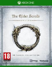 XBOX One The Elder Scrolls Online:Tamriel Unlimited-AS