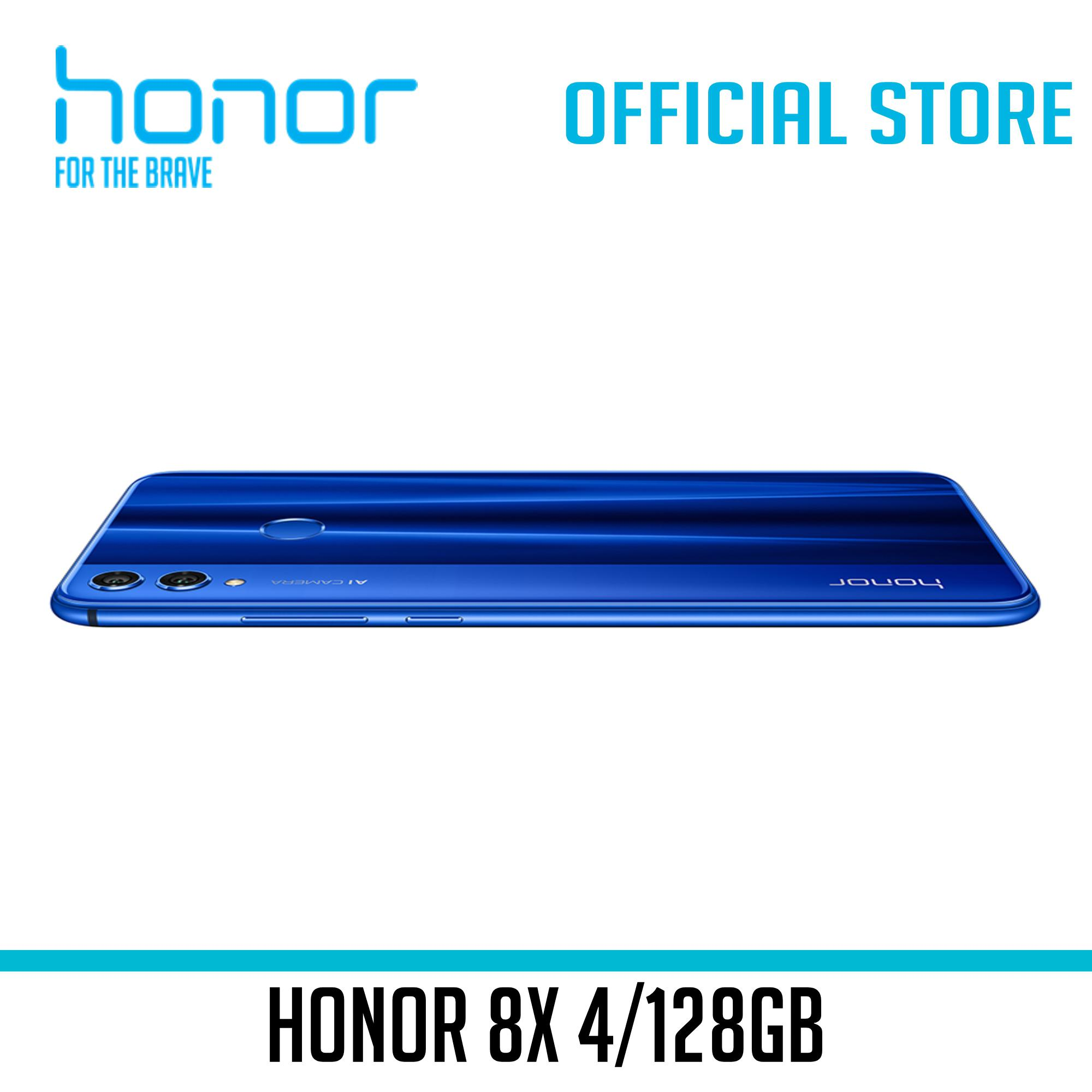 Honor 8X 4/128GB - Free Honor 8x Exclusive Gift Box