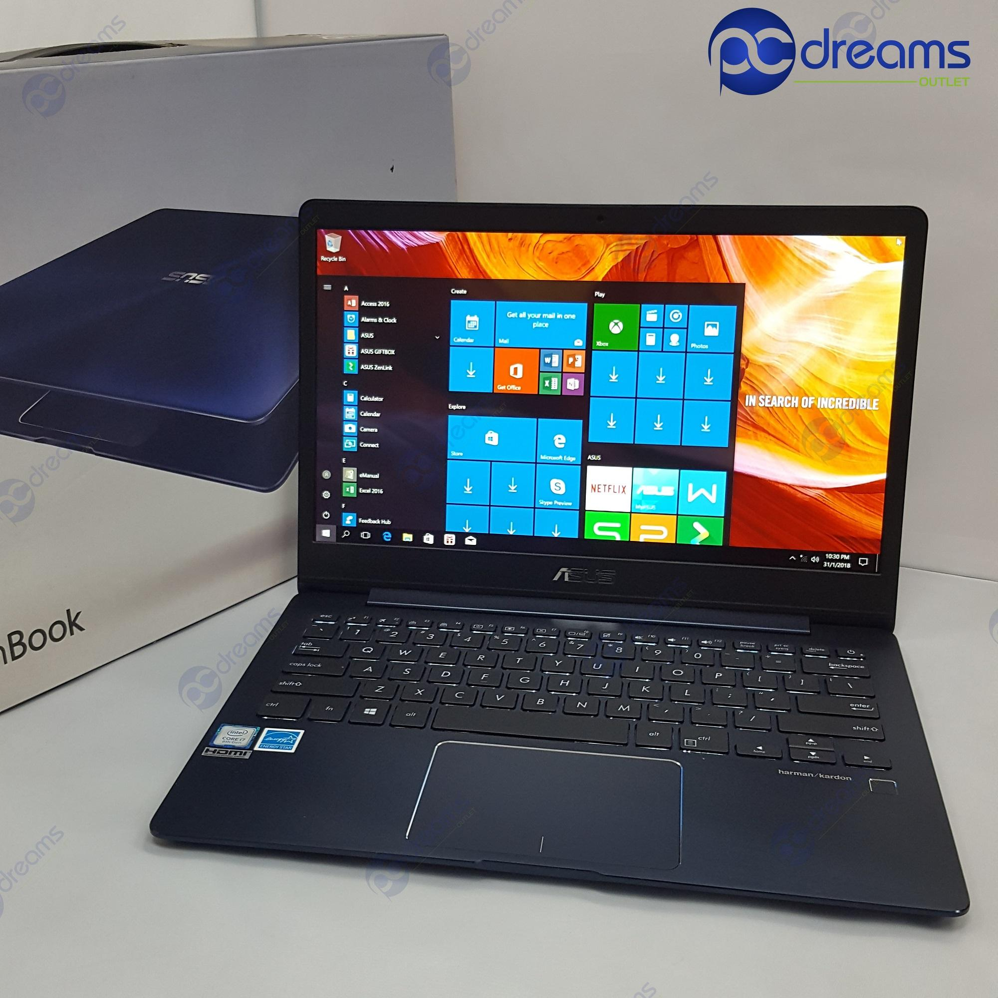 BEST LOBANG! ASUS ZENBOOK UX331UN-EG037T i7-8550U/8GB/256GB SSD [Premium Refreshed]