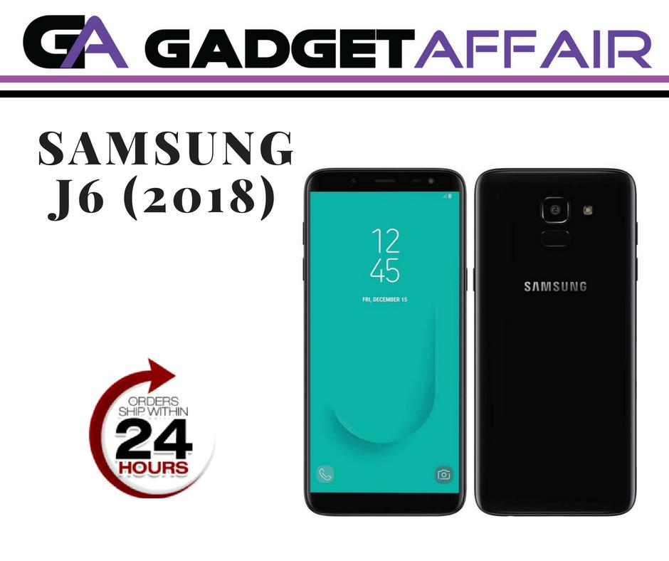 Samsung J6 2018 (Local set)