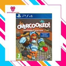 PS4 Overcooked Gourmet Edition (R2)