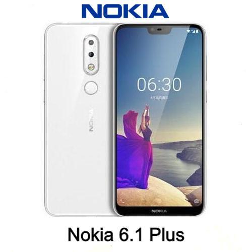 [New] Nokia 6.1 Plus 4GB/64GB 1 Year SG Warranty