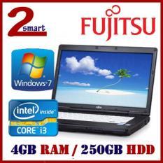 Refurbished Fujitsu A561 15.6inch Laptop /Intel i3/4GB RAM/ 250GB HDD/ Windows 7/Jap Keyboard