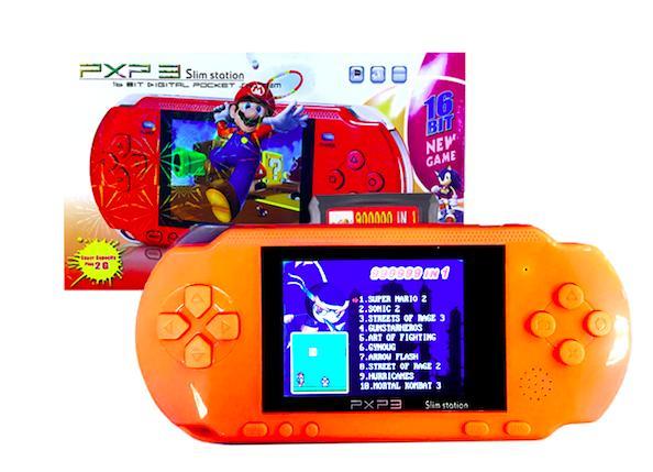 Mini PXP3 Handheld Game Console
